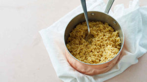 How to cook bulgur wheat (step by step guide)